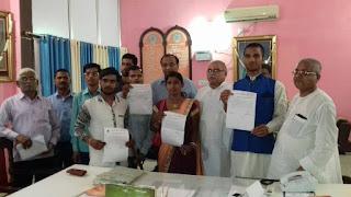 sanskrit-university-vc-assure-student-darbhanga