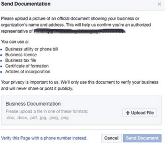 How to Get a Verified Facebook Page