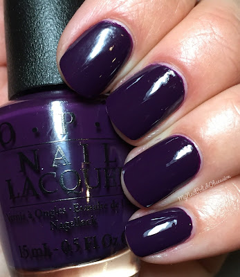 OPI Venice Collection, O Suzi Mio