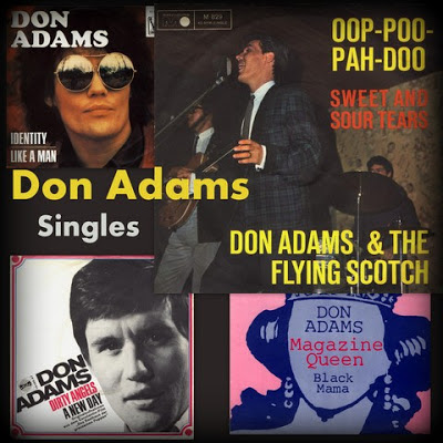 Don Adams - Singles
