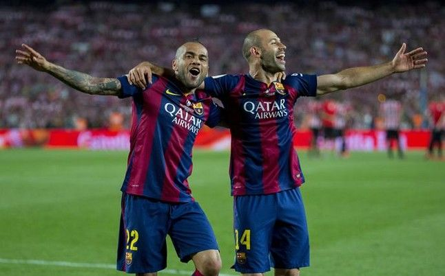 Juventus transfer news and rumors - Dani alves and javier Mascherano to Juventus - juvelution.com