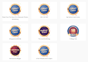 Momspresso Badges