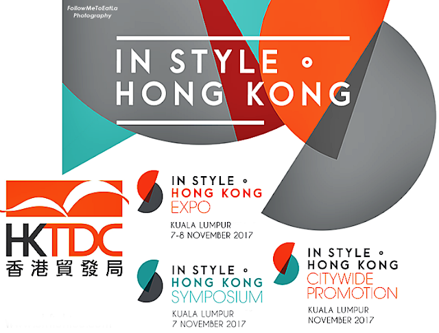 In Style ● Hong Kong is a promotion campaign organized by the HKTDC, Hong Kong Trade Development Council
