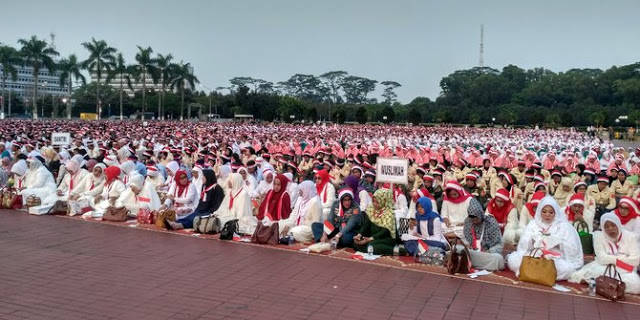 Panglima Gatot Gandeng Ulama Peringati Hari Kemerdekaan Ke-72 RI