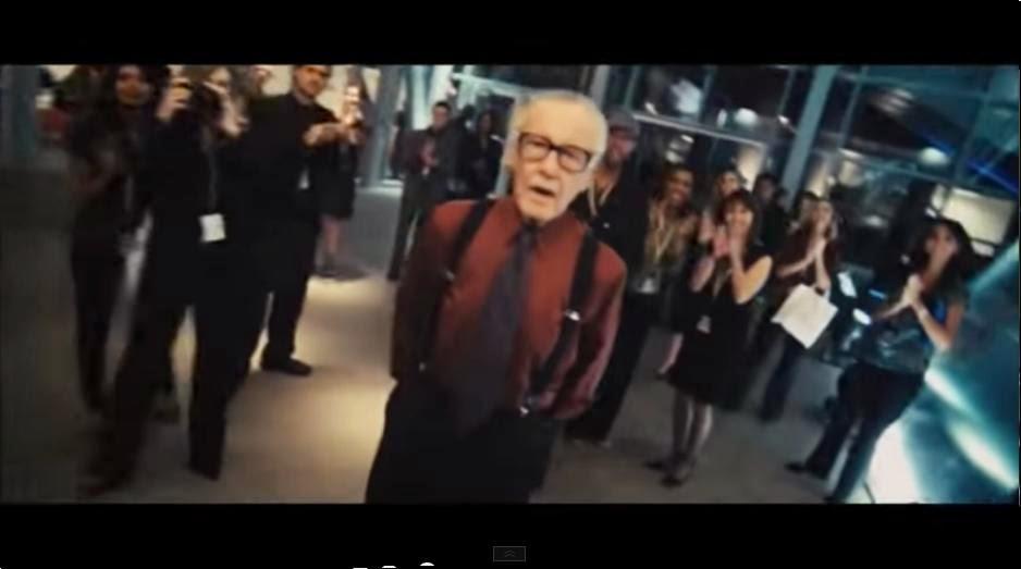 Cameos Stan Lee Marvel - Deadpool - Ant Man - Hulk - Thor - Spider-Man - Daredevil - Capitán América - Iron Man - Los 4 Fantásticos - X-Men - Los Vengadores - Los Guardianes de la Galaxia - Cine fantástico - Cine y Cómic - friki - el fancine - el troblogdita - ÁlvaroGP - Álvaro García