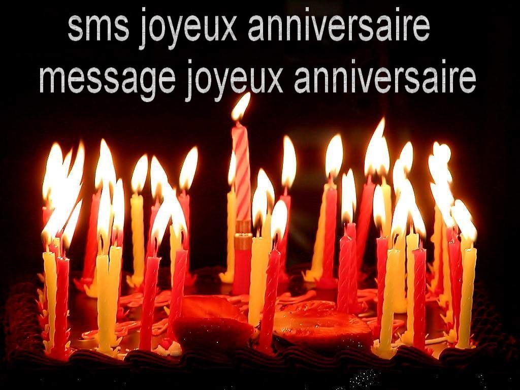 Sms Joyeux Anniversaire Messages Et Sms Damour