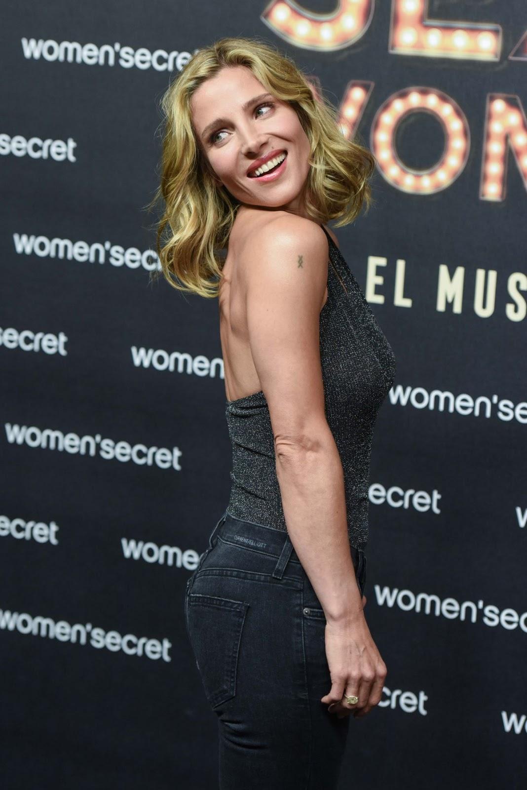 Elsa Pataky Presents New 'Women Secret' Musical