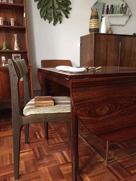 design nórdico, mesa nórdica, vintage, móveis vintage