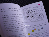 Bulles de Plume - Ma vie en smiley : Tout roule ! (plus ou moins...) - Tome 5