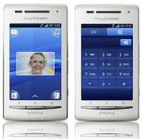 Sony Ericsson E15i X8 Harga dibawah 1 juta