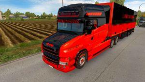 Evolution V8 pack for Scania T