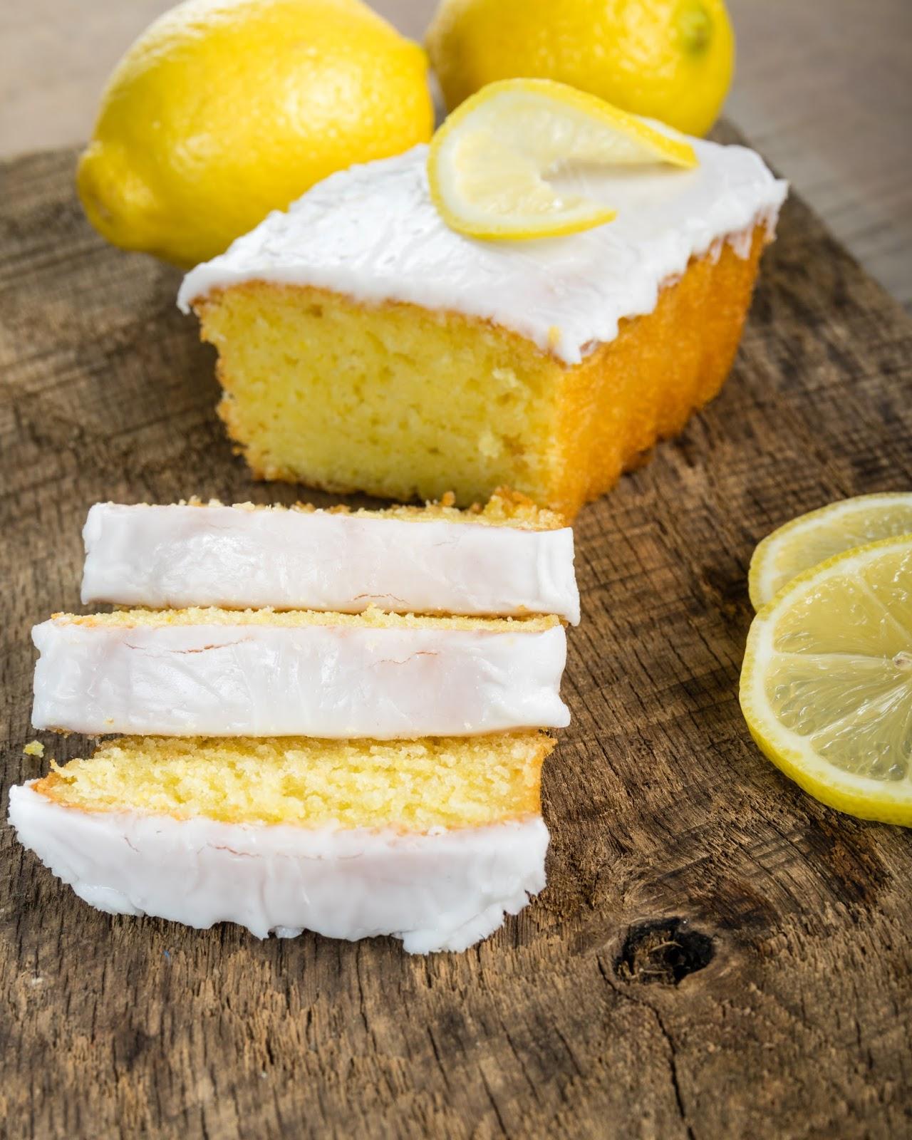 Costco Lemon Drizzle Cake Calories