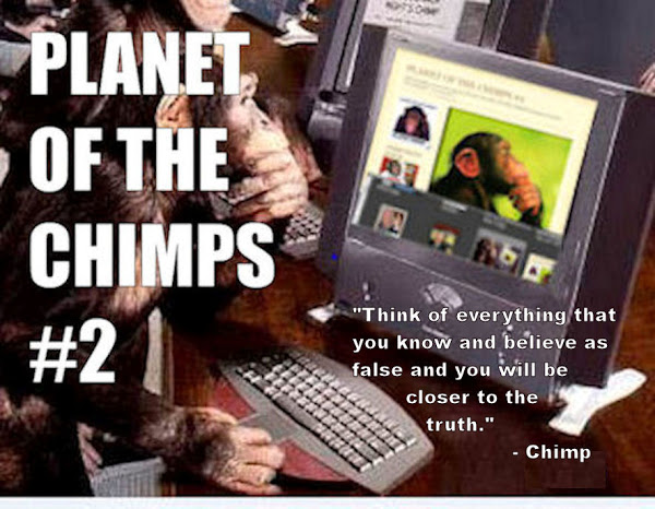 PLANET OF THE CHIMPS #2