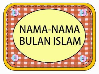 Cara Jitu Menghafal Nama Bulan Tahun Hijriyah