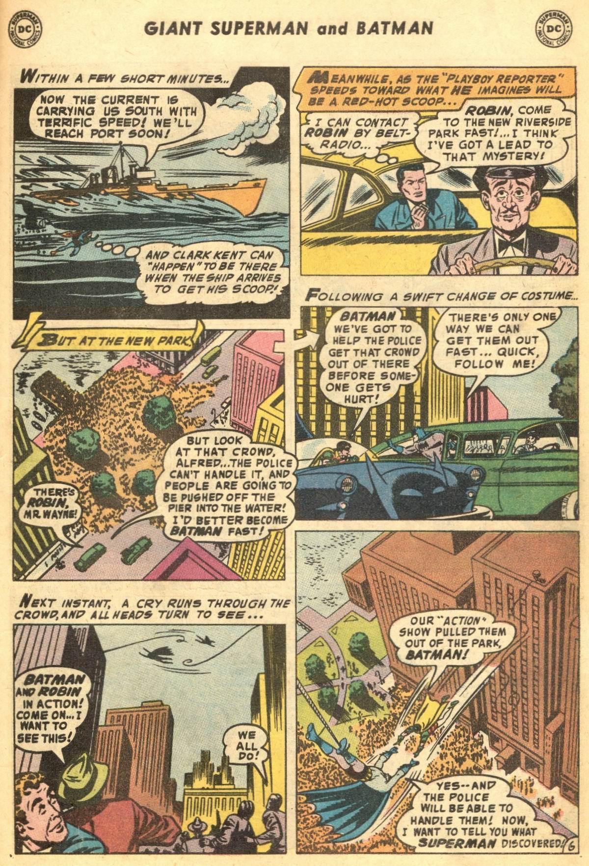 Read online World's Finest Comics comic -  Issue #188 - 21