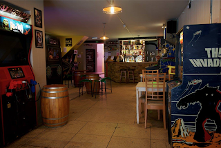 Arcade Bar - The Four Quarters