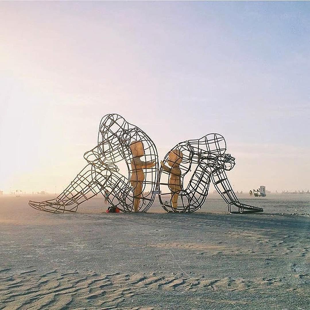 Village Love At Burning Man