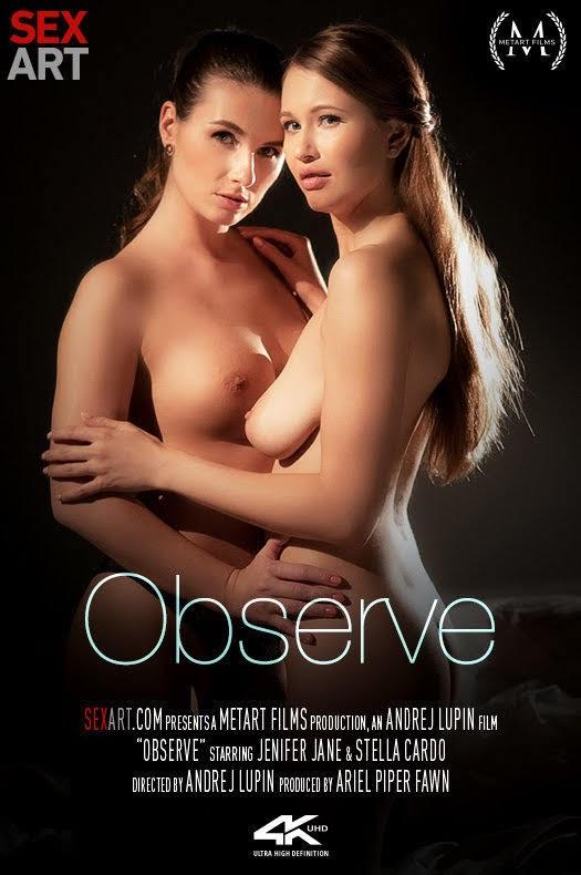 [Sex-Art] Jenifer Jane, Stella Cardo - Observe sex-art 05280