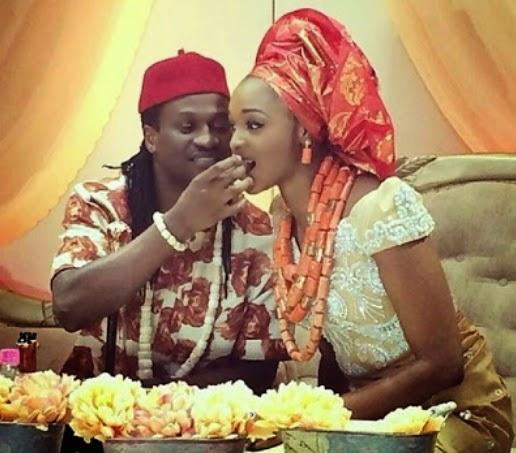 paul okoye wedding pictures