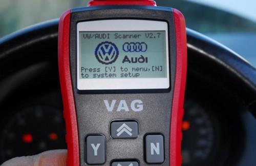 VW POLO: dtc