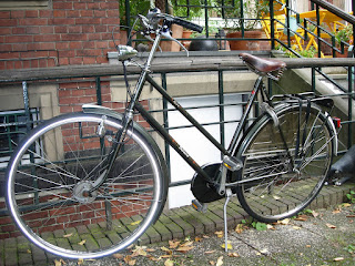 Stolen Bicycle - Batavus Bato
