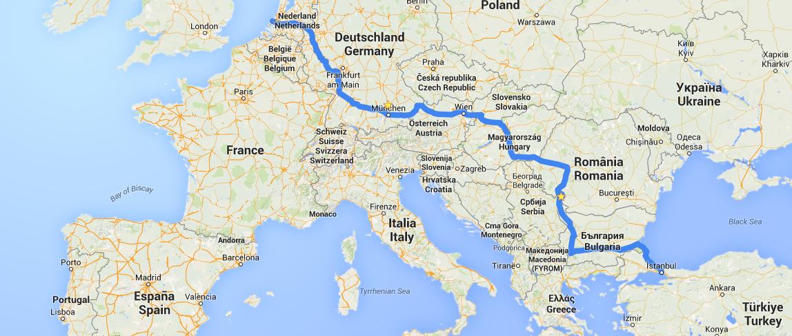 rio danubio mapa Mapa Del Danubio rio danubio mapa