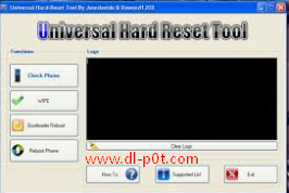 Universal (Android) Hard Reset Tool Free Download For Android