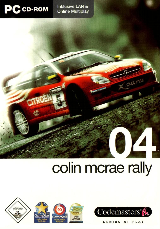 Filmovízia: Colin McRae Rally 04