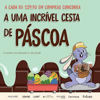 Promoção Páscoa Malwee, compre e concorra cestas!