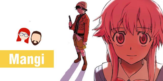 pamiętnik przyszłości, waneko, recenzja, manga