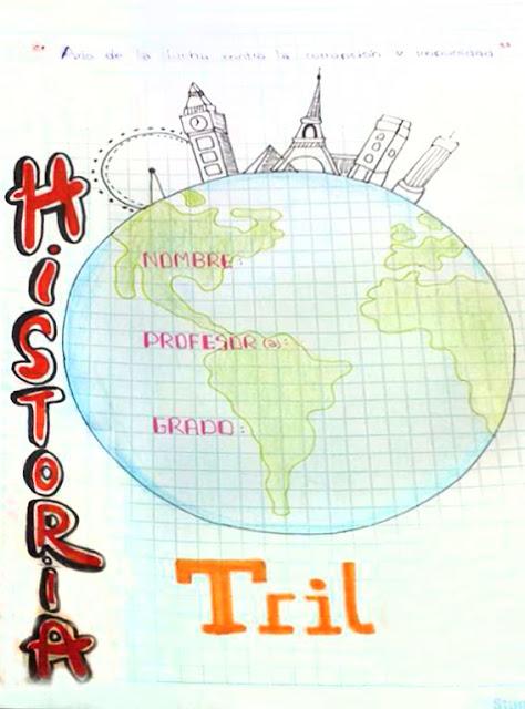 caratula de historia