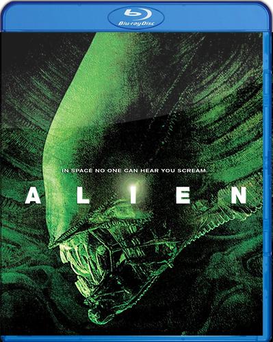Alien [1979] [BD25] [Español] [2 in 1]