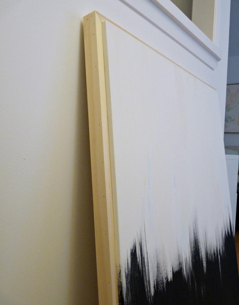 DIY frame for art