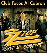 ZZ Top en Barcelona, Madrid y Córdoba en julio