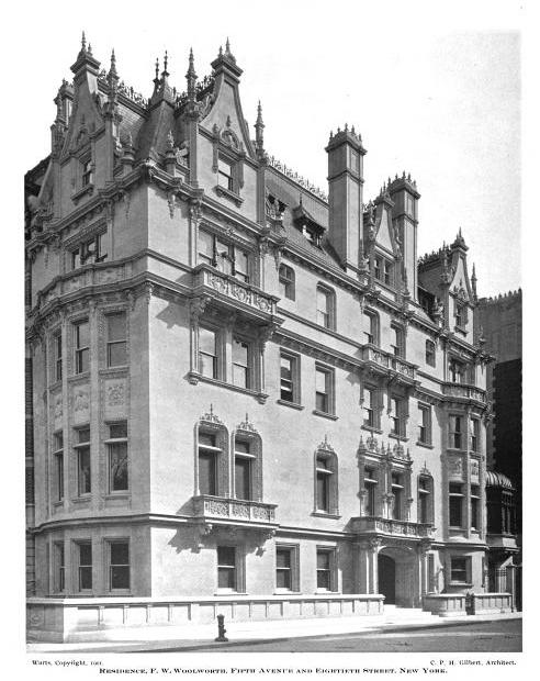Beyond The Gilded Age: The Frank W. Woolworth Residence