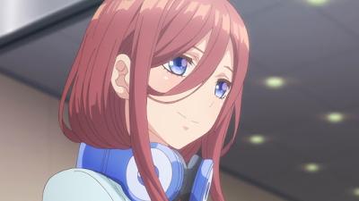 Gotoubun no Hanayome Episode 3