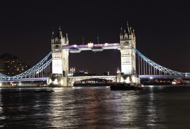O que fazer a noite em Londres