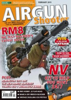 Airgun Shooter Edisi Februari 2015