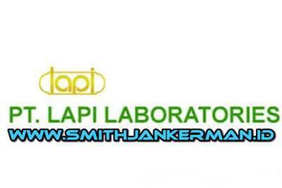 Lowongan PT. Lapi Laboratories Pekanbaru April 2018