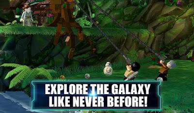 Lego Star Wars: TFA Mod Unlimited Money v1.17 Apk Terbaru