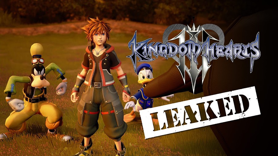 kingdom hearts 3 leaked spoilers
