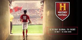 History of Football - Η Ιστορια Του Ποδοσφαιρου Δειτε online Ντοκιμαντερ