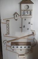 golyógurító, Fára épített ház gyerekeknek