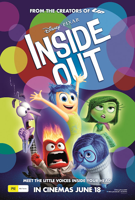 Use the Disney/Pixar movie Inside Out to help children better understand their emotions | you clever monkey