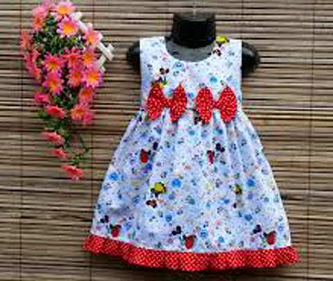 13 contoh model baju batik anak laki-laki & perempuan lucu