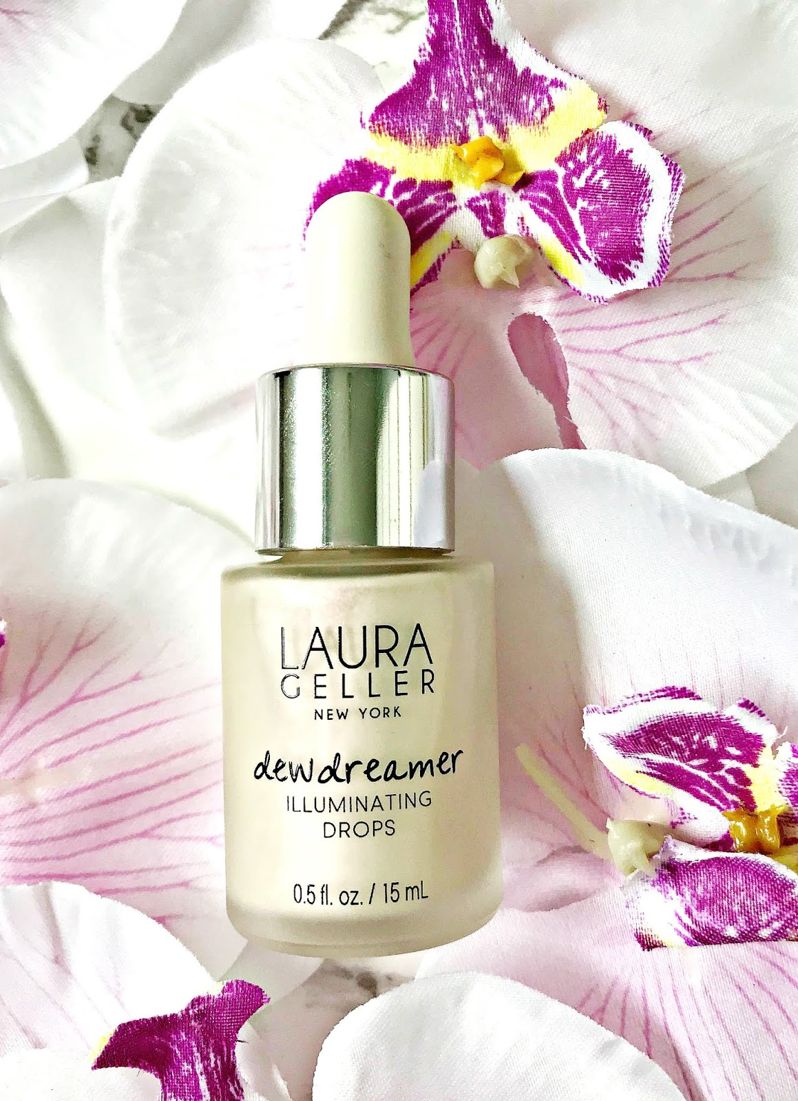 Laura Geller Dewdreamer Illuminating Drops Review, Diamond Dust