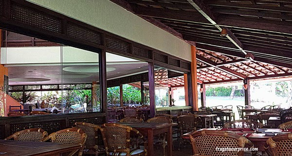 Restaurante Mãe Josefa, Itacaré Eco Residence