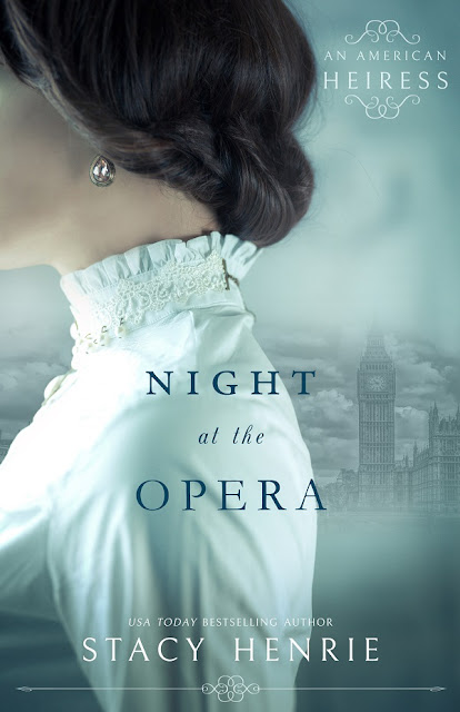 Heidi Reads... Night at the Opera by Stacy Henrie