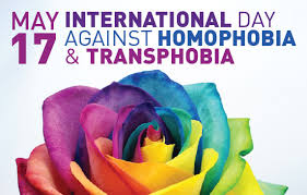 International Day Against Homophobia & Transphobia - May 17