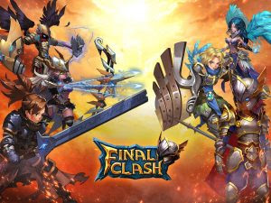 Final Clash 3D FANTASY MMORPG MOD APK v1.17.9 for Android Hack Terbaru 2017 Gratis